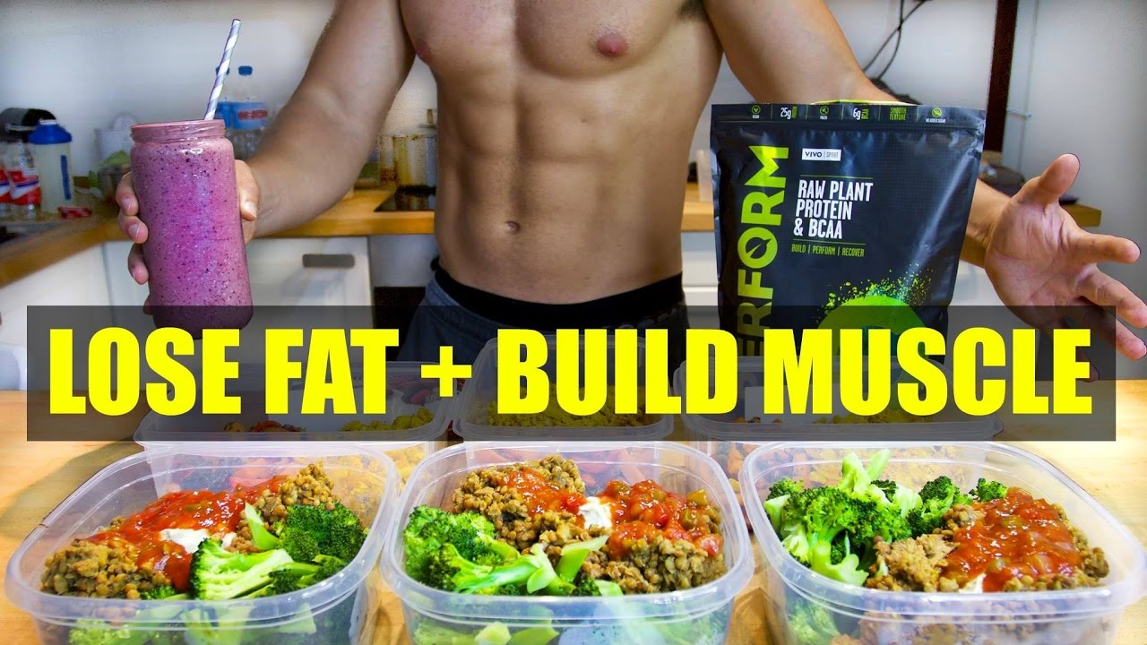 Build Muscle Meal Prep