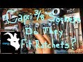 Capri sockets and how they fit on Ratchets Viewer comment Video Response