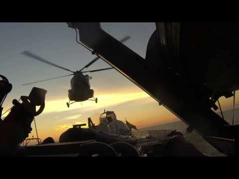 Arctic Sunrise seized by Russian security agents