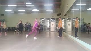 Anton - Zyukin ( Aero dance - Full lesson ) 21