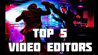 Top 5 Best Video Editor Apps For Android.