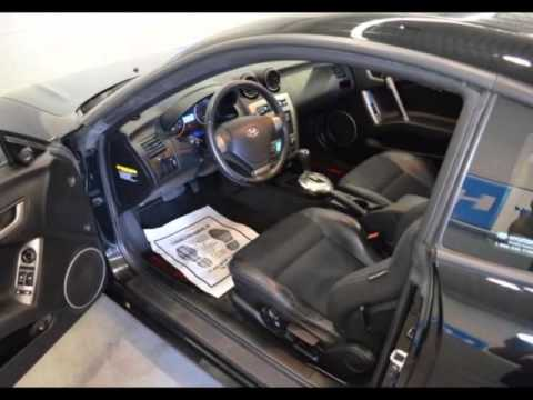 2008 hyundai tiburon 2dr cpe auto gt limited youtube. Black Bedroom Furniture Sets. Home Design Ideas