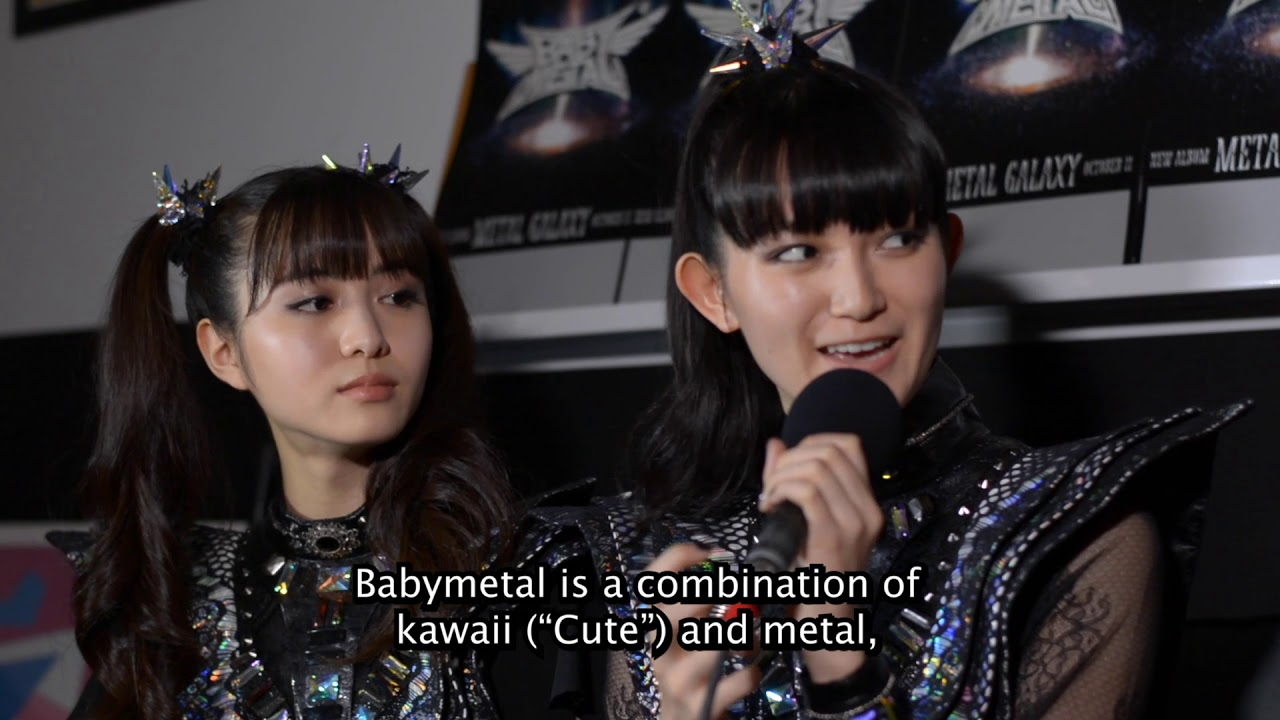 Babymetal Tour 2020.Babymetal On Metal Galaxy Metallica 2020 Plans And More