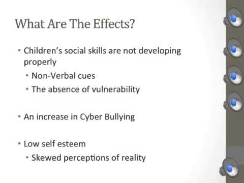 Senior Thesis - The Effects of Social Media on Adolescents