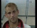 French Open 1995 Muster vs. Chang Matchball + Interview