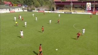 ELİT U19 LİGİ | GALATASARAY - AKHİSARSPOR