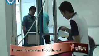 Pelatihan Cara Membuat Bioetanol dari Singkong. Info: 031-8480823