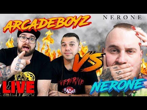 ARCADEBOYZ VS NERONE | GUERRA O PACE?