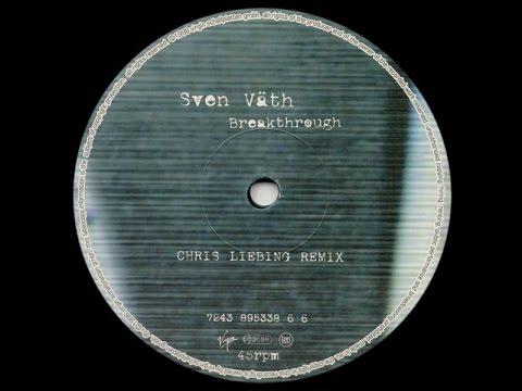 Sven Väth - Breakthrough