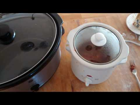Small Slow Cookers - Sized Right?