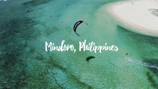 Mindoro, Phillipines   Exploring and kitesurfing