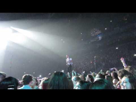 McBusted - I Want You Back/T-shirt Gun London April 24, 2014