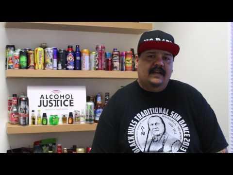 Reddog Rudy on Whiteclay Alcohol Problem