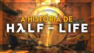 História de Half-Life 1 Completo (MDGAMEPLAY)