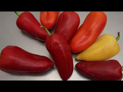 Как очистить перец от пленки (кожицы)?  Вопрос №42