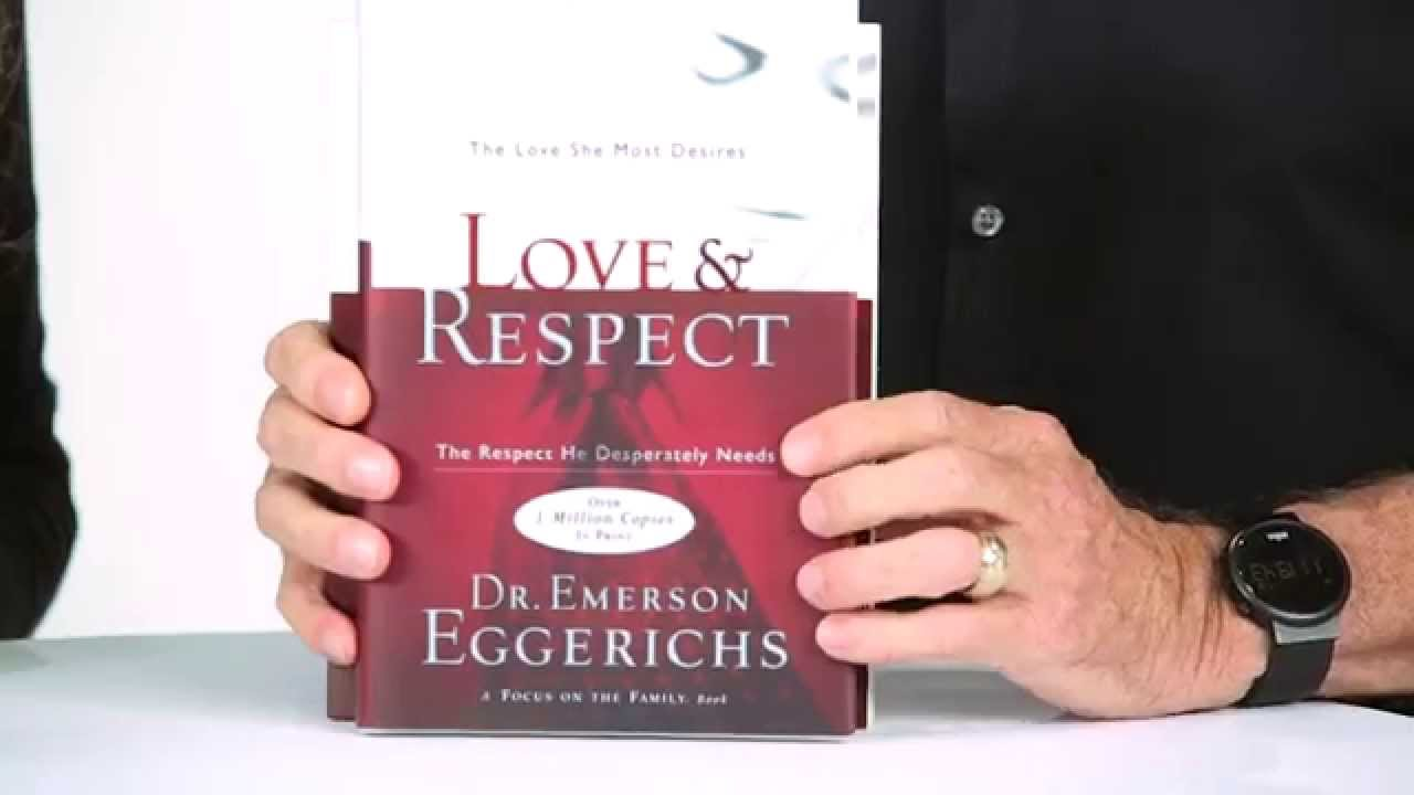 LOVE AND RESPECT BOOK (AND WORKBOOK) - 1.6 Million Sold - YouTube