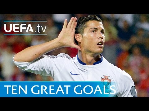Top 10 EURO 2016 qualifying goals: Ronaldo, Isco, Bale & more