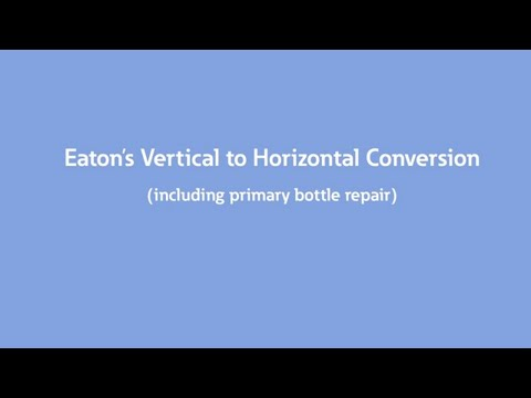 Eaton's Vertical to Horizontal Conversion (VHC)