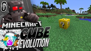 Minecraft Cube Evolution Episode 6: Lucky Block Competition