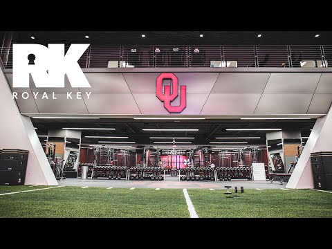 We Toured The OKLAHOMA SOONERS' FOOTBALL Facility | Royal Key | Coiski