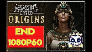ASSASSIN'S CREED ORIGINS - Gameplay Walkthrough END (No Commentary!)