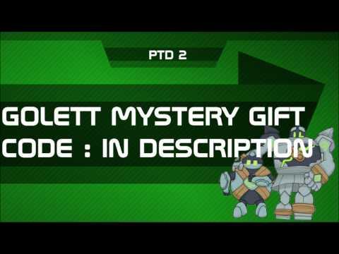 ... ] Pokemon Tower Defense 2 Mystery Gift Code For Golett PTD 2 V1 24