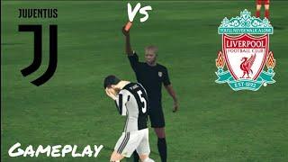 Juventus Vs Liverpool - Dream League Soccer 2017 Gameplay