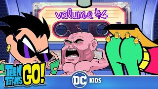 Teen Titans Go! KARAOKE | Super Mixtape Vol.4 | DC Kids