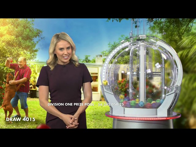 Saturday Lotto Results Draw 4015 | Saturday, 11 January 2020 | the Lott