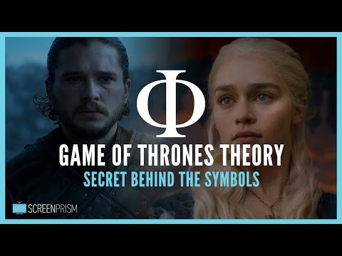 Game of Thrones Theory: The Secret Behind the Symbols