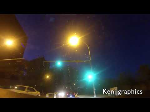 Drive: Sunday Drive from Downtown Edmonton to Clareview Superstore
