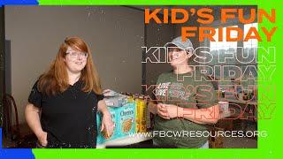 Kid Fun Friday 17