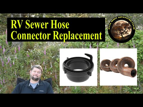 rv-sewer-hose-connector-replacement