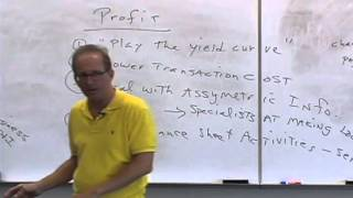 Money and Banking Lecture 20   The Banking  ndustry 1