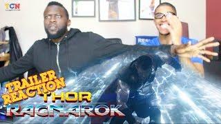 Thor: Ragnarok Comic-Con Trailer Reaction