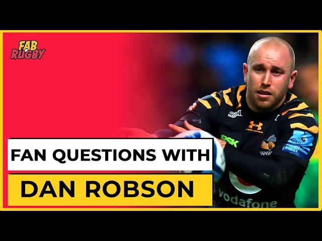 Fan Questions with Dan Robson