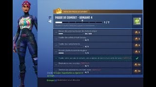 [FORTNITE FORTNITE] FOUILLER IN UNA PILA DI VOITURES, Una SCULPTURE IN PIERRE...! NUOVO C4!