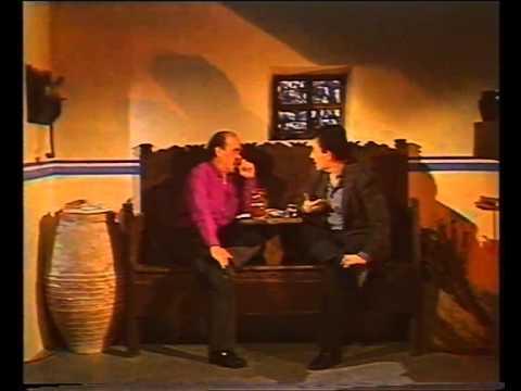 """JOSE ANTONIO LABORDETA y FERNANDO GONAZALEZ LUCINI """"En la Cadiera"""" 1989"""