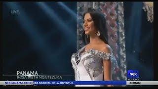 Farándula Nex Noticias: Rosa Iveth Montezuma en el Miss Universo 2018