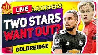 Solskjaer's Transfer Exodus? Man Utd Transfer News
