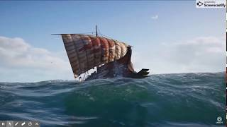 E3 trailer assassin`s creed odyssey - gameplay