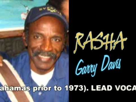 Rasha - Garry Davis & The Vendors