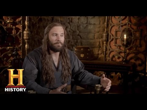 Vikings: Clive Standen's Interview on Season 4 - Premieres February 18th 10/9c   History