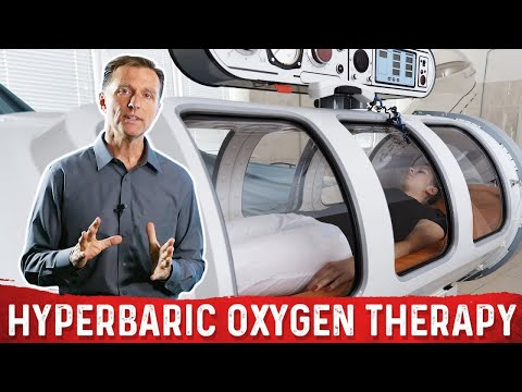 The Benefits of Hyperbaric Oxygen Therapy (HBOT)