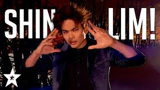 Card Magician Shin Lim | WINNER | America's Got Talent 2018 | Got Talent Global