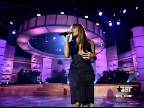 Tamia - Giving Him Something He Can Feel - Aretha Franklin BET Walk of Fame Tribute