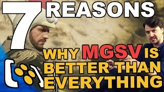 Metal Gear Solid 5: 7 Reasons Why It
