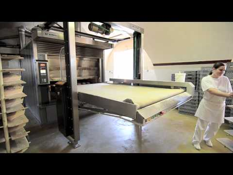 FOULHOUX BAKERY  KORNFEIL THERMOSTAR THERMO OIL OVEN