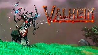 ПЕРВЫЙ БОСС ► Valheim #3 (СТРИМ)