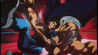 Ryu luta no Torneio em Kowloon (Hong Kong) - Street Fighter II V